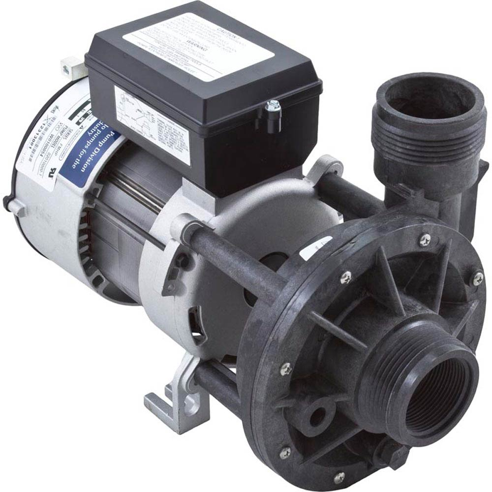 AquaFlo 1 hp Flo-Master FMHP Series Pump - Single Speed Side Discharge
