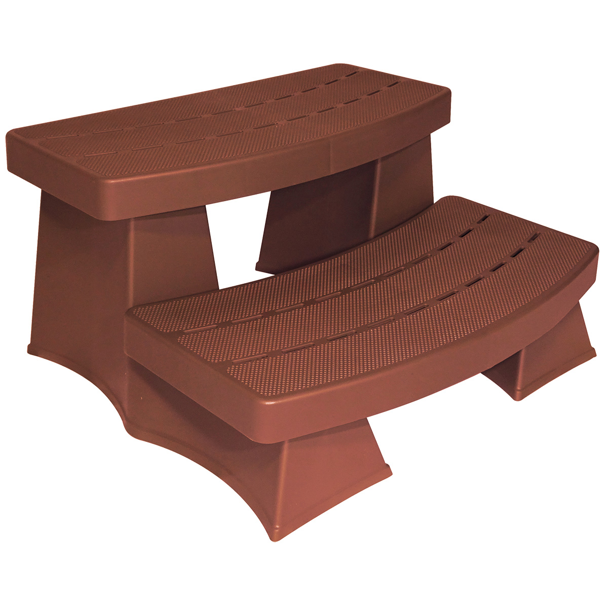 Sure Step II Spa Step - Dark Redwood
