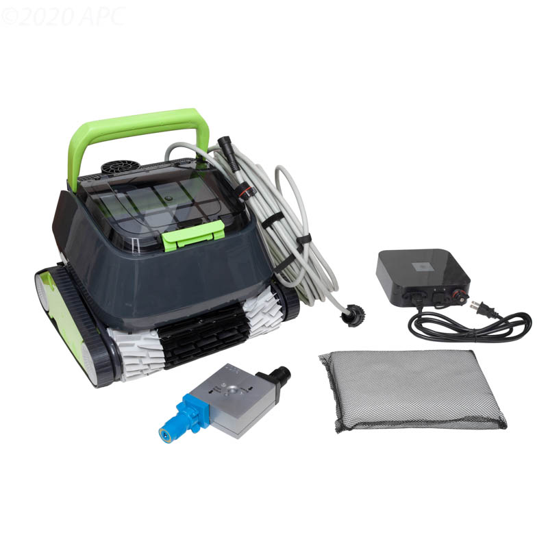8Streme Predator Automatic Robotic In Ground Pool Cleaner