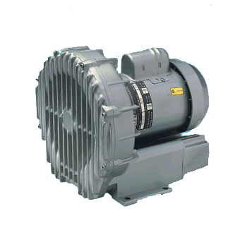 Gast Commercial Blower 3.5 Hp Three Phase 230/460 Volt 50/60 Cycle