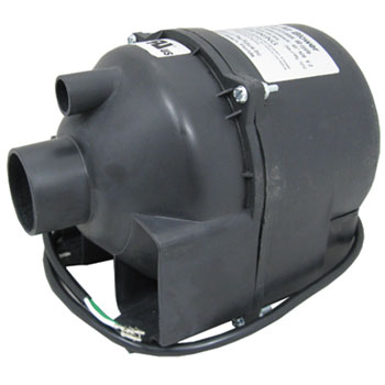 Max Air 1hp 110v Spa Air Blower w/4-Pin Amp Plug