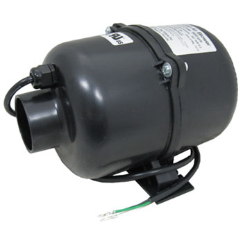 Ultra 9000 1hp 110v Spa Air Blower w/4-Pin Amp Plug