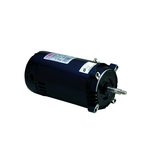 3/4 hp Single Speed Replacement Motor (115/230v) - 56J Threaded Shaft