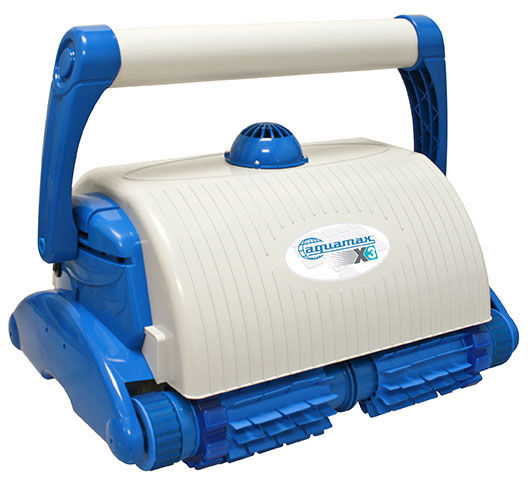 AquaMAX X3 Commercial Robotic Swimming Pool Cleaner