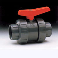 Astral True Union Ball Valve - 1 1/2