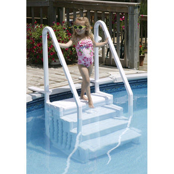 Blue Wave Easy Pool Step Above Ground Pool Step