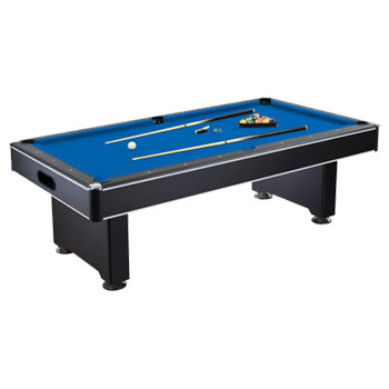 Carmelli Hustler 7' Pool Table w/MDF Playfield