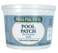 3lb Perma Pool Patch-  Fast-Setting, High-Strength Mortar