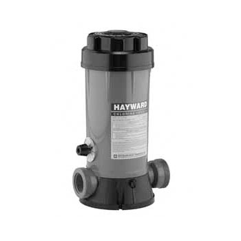 Hayward CL200 In-Line In-Ground Chlorinator - 9lbs