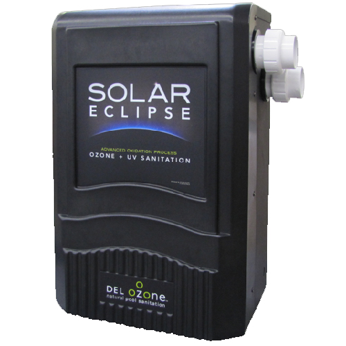 Solar Eclipse Ozone + UV Sanitation System 240V -  up to 50k gallons