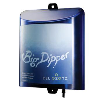 Del Ozone Big Dipper Corona Discharge Ozone Generator Ec