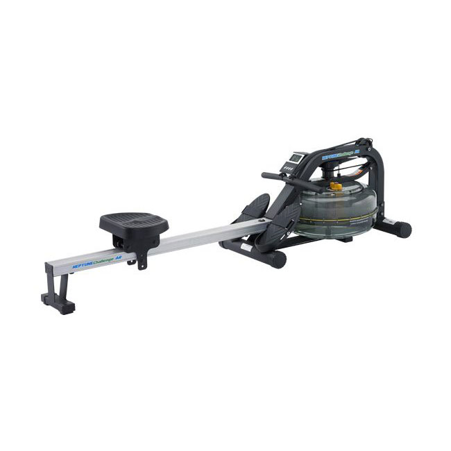 Neptune Challenge AR Indoor Rower - Black