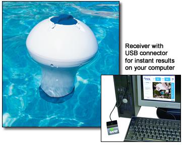 Epool Wireless Water Monitoring System 4821