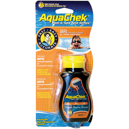 AquaChek Orange - Monopersulfate - 50 Count
