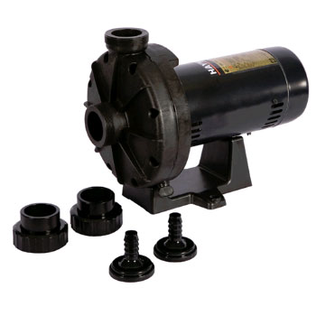Hayward 3/4 HP Booster Pump for Pressure Side Pool Cleaners - 115/230v
