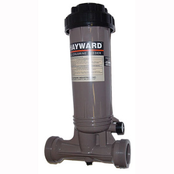 Hayward CL100 In-Line Above Ground Chlorinator - 4.2lbs