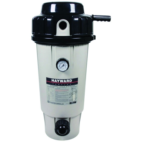 Hayward EC50AC D.E. Above Ground Pool Filter
