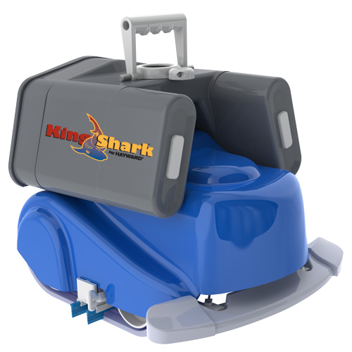 King Shark Automatic Robotic Pool Cleaner 100 Cord