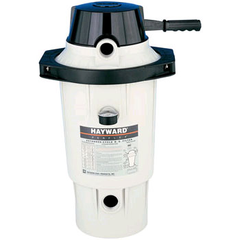 Hayward EC40AC D.E. Above Ground Pool Filter