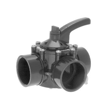 Hayward 3 Way Diverter Valve 1 1/2