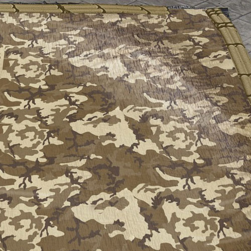 18 X 36 Rectangle Camo Guard Inground Winter Pool Cover