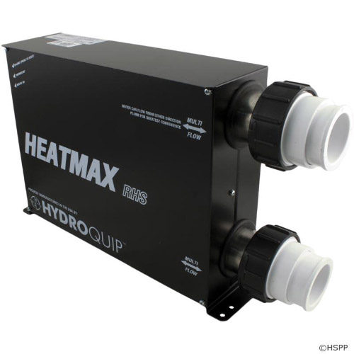HydroQuip Heatmax RHS11kw Weather-Tight Spa Heater -  230v
