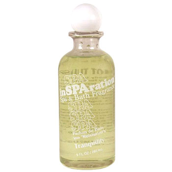 9oz Insparation Spa Fragrances - Tranquility
