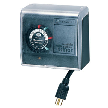 Above Ground Pool Outdoor Timer P1101