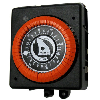 Intermatic Timer Mech 125v 24hr