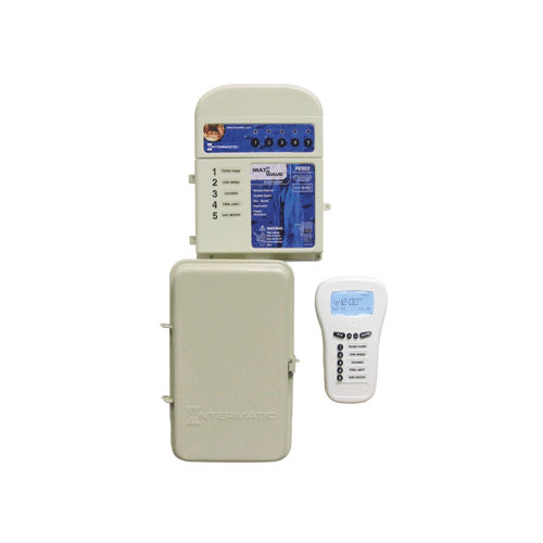 Intermatic Multiwave Z Wave Pool Spa Home Control Pe653rc