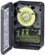 Intermatic Indoor/Outdoor Time Clock - 120v
