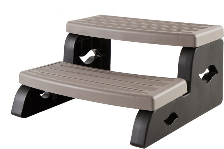 DuraStep II Spa Step - Grey