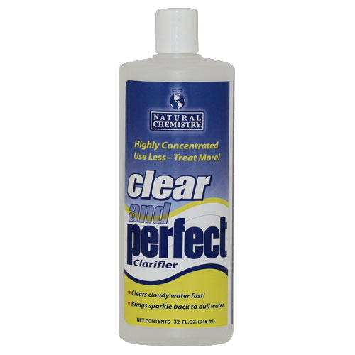 Natural Chemistry Clear & Perfect - 1 Quart