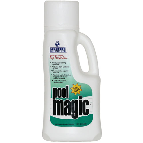 Natural Chemistry Pool Magic Spring & Fall -1 Liter