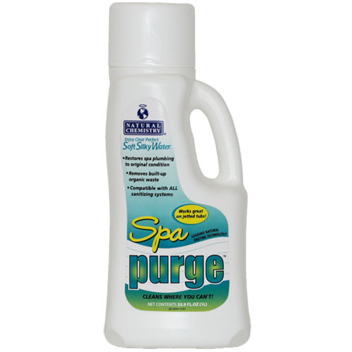 Natural Chemistry Spa Purge - 1 Liter
