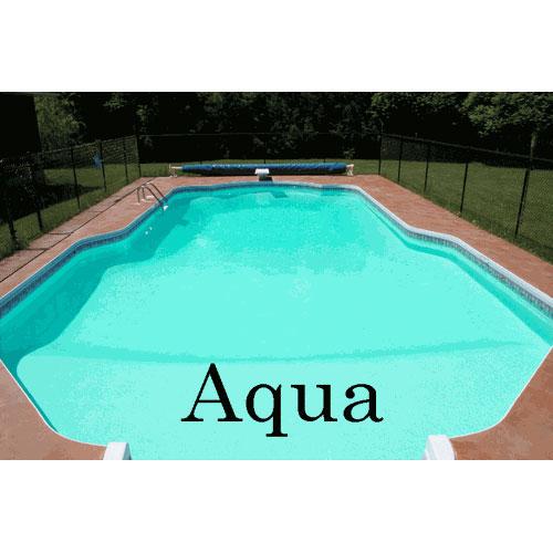 Pool Guard Ehb Epoxy High Build 2 Gallon Kit Aqua 6503 K