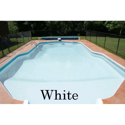 Pool Shield Chlorinated Rubber Pool Paint - 1 Gallon White