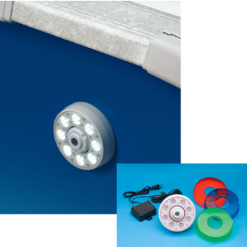Above Ground Pool Jet Light