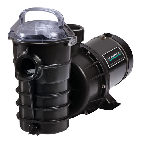 Pentair Dynamo Above Ground Pool Pump - 1 hp Single Speed