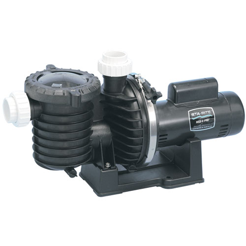 Sta-Rite 1 hp Max E-Pro Up-Rated In-Ground Pool Pump