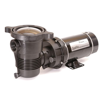 Pentair OptiFlo Above Ground Pool Pump - 1 hp Horizontal Discharge