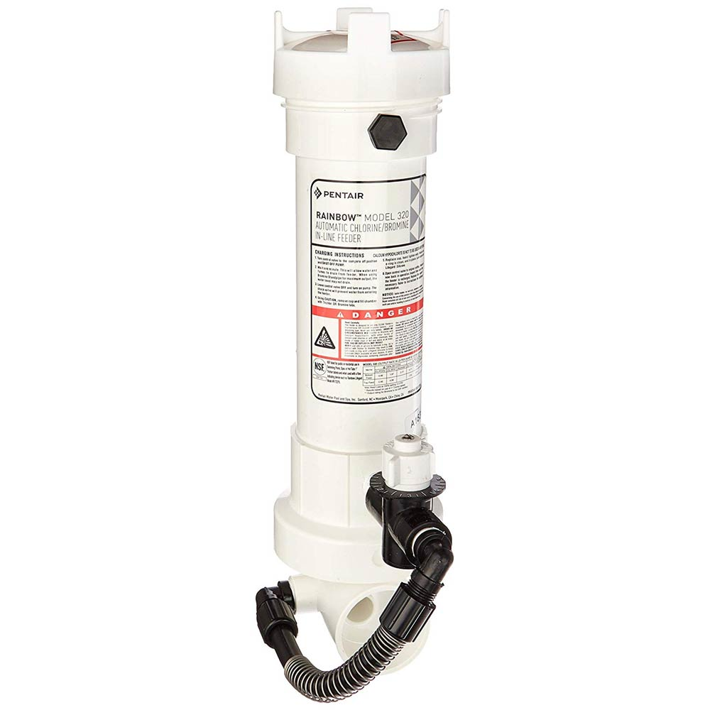Rainbow 320 In-Line Automatic Chlorinator