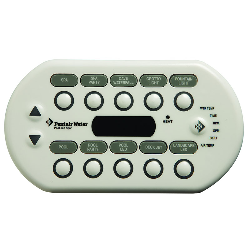 SpaCommand Spa-Side Remote, White 150' Cable