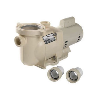 Pentair SuperFlo In-Ground Pool Pump 1 hp Single Speed