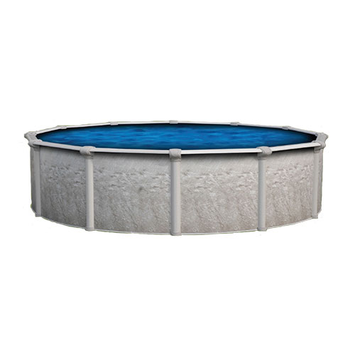 Sharkline Heritage 18 X 54 Quot Round Pool With 7 Quot Toprail