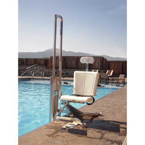 Spectrum Lolo Water Powered ADA Pool Lift
