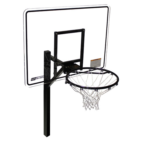 SR Smith Commercial RockSolid™ Basketball Game