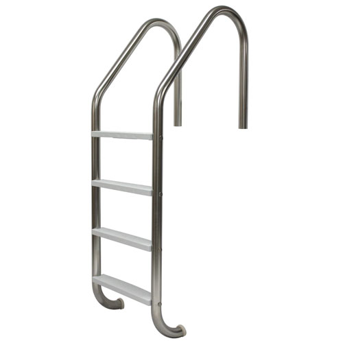 S.R. Smith 4 Step Inground Stainless Steel Pool Ladder - 19