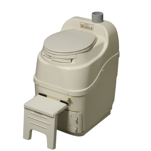 Sun-Mar Mobile Self-Contained Composting Toilet -115v