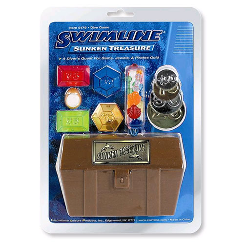 Sunken Treasure Hunt Game